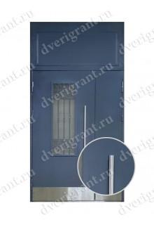 Металлическая дверь для подъезда 24-41