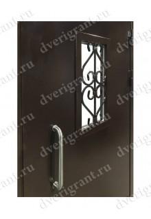 Металлическая дверь для подъезда 24-43