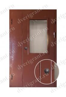 Металлическая дверь для подъезда 24-44