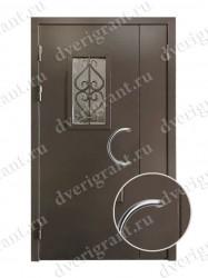 Металлическая входная дверь 24-46