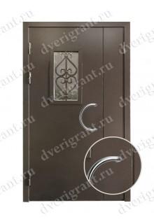 Металлическая дверь для подъезда 24-46