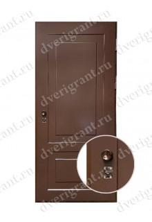 Металлическая дверь для подъезда 24-50