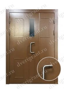 Металлическая дверь для подъезда 24-52