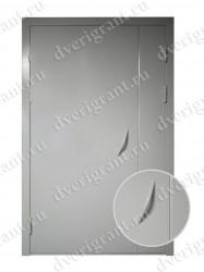 Металлическая входная дверь 24-55