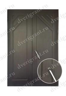Металлическая дверь для подъезда 24-56