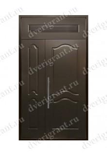Металлическая дверь для подъезда 24-57