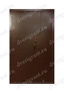 Металлическая дверь для подъезда 24-58