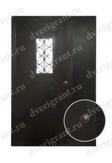 Металлическая дверь для подъезда 24-59