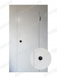 Металлическая входная дверь 24-60