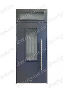 Металлическая дверь для подъезда 24-62