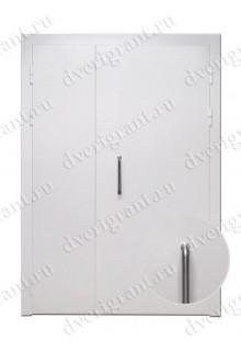 Металлическая дверь для подъезда 24-63