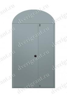 Металлическая дверь для подъезда 24-65