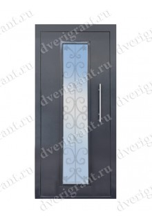 Металлическая дверь для подъезда 24-67
