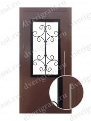 Металлическая входная дверь 24-68