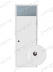 Металлическая входная дверь 24-69