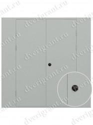 Металлическая входная дверь 24-70