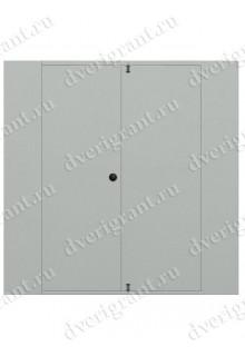 Металлическая дверь для подъезда 24-70