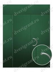 Металлическая входная дверь 24-71