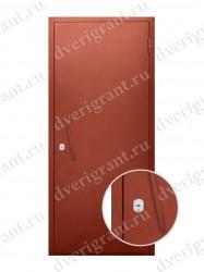 Техническая дверь - 24-80