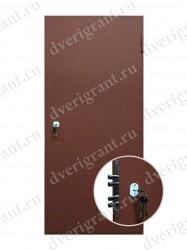 Техническая дверь - 24-82