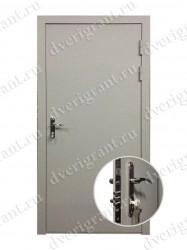 Техническая  дверь - 24-83