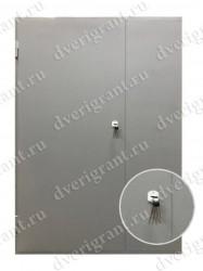 Техническая дверь - 24-84