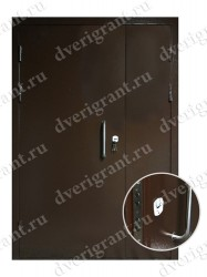 Тамбурная дверь - 11-001