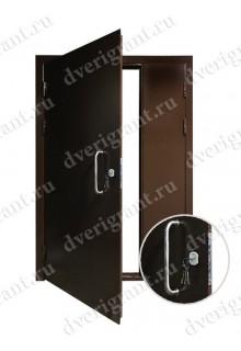 Металлическая дверь - модель - 11-001