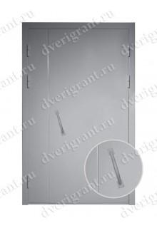 Металлическая дверь - модель - 02-013