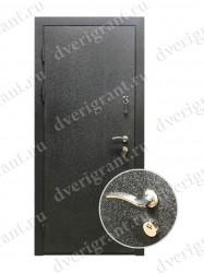 Нестандартная дверь - модель 08-002