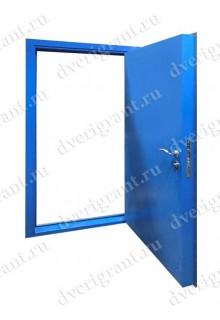 Нестандартная входная дверь на заказ 10-69