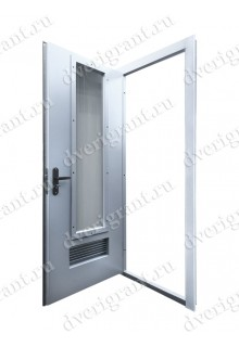 Нестандартная входная дверь на заказ 10-70