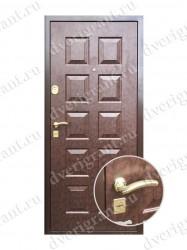 Входная дверь на заказ 10-71