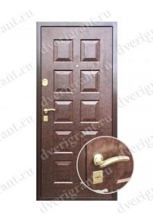 Нестандартная входная дверь на заказ 10-71