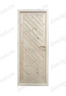 Нестандартная входная дверь на заказ 10-74
