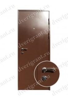 Нестандартная входная дверь на заказ 10-75