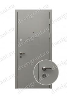 Нестандартная входная дверь на заказ 10-78