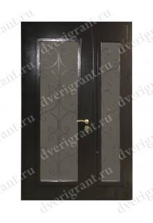 Нестандартная входная дверь на заказ 10-80