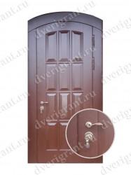 Входная дверь на заказ 10-83