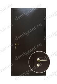 Нестандартная входная дверь на заказ 10-86