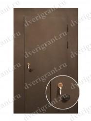 Входная дверь на заказ 10-87