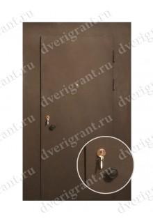 Нестандартная входная дверь на заказ 10-87