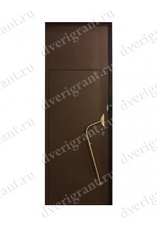 Нестандартная входная дверь на заказ 10-88