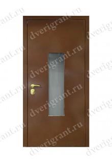 Нестандартная входная дверь на заказ 10-90