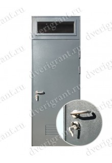 Входная металлическая дверь - 13-006