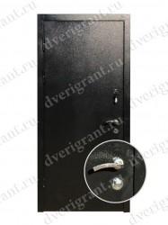 Входная металлическая дверь эконом класса - 21-20