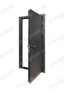 Входная металлическая дверь эконом класса - 21-21