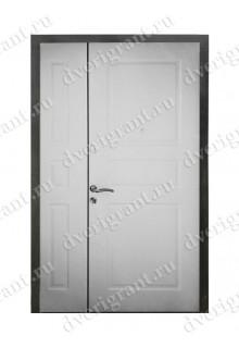 Нестандартная металлическая дверь в квартиру для старого фонда - 13-014