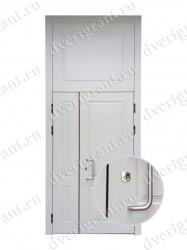 Входная металлическая дверь - 13-016