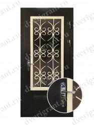 Входная металлическая дверь - 13-019